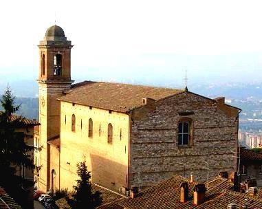 Chiesa Di Santo Spirito Perugia