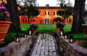 Villa Forasiepi, Giardino