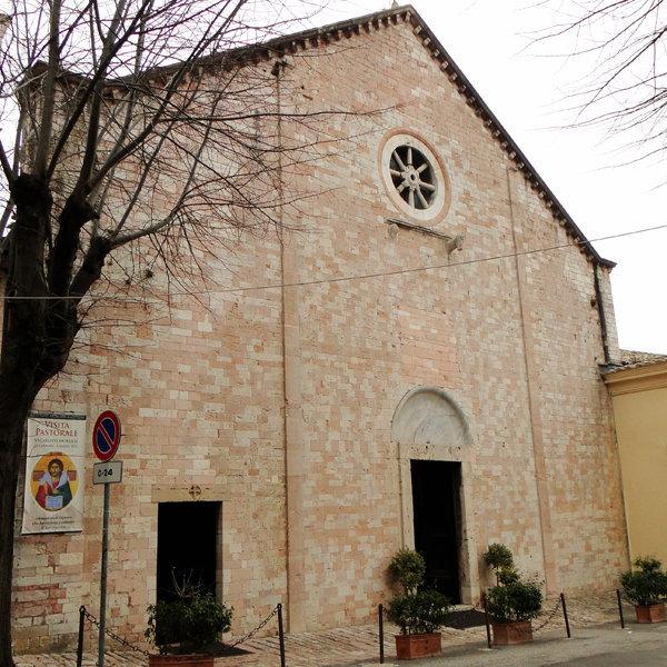 Chiesa Santa Maria Maggiore Assisi