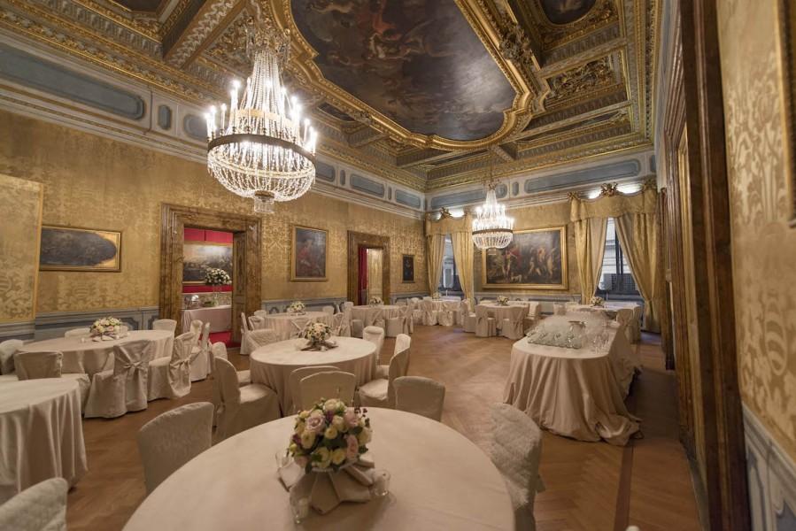 Location matrimonio Roma Pinacoteca tesoriere