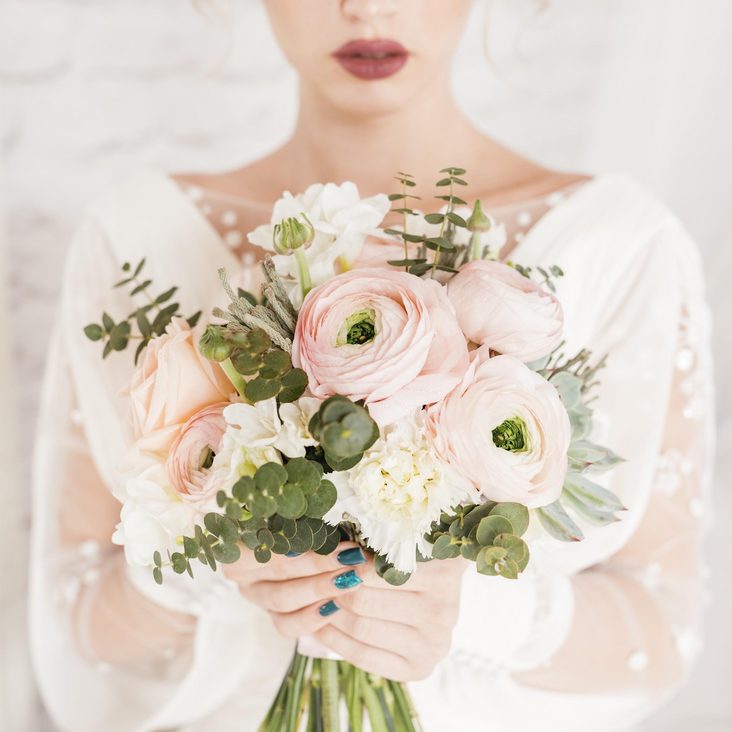 dettagli fioraio per matrimoni