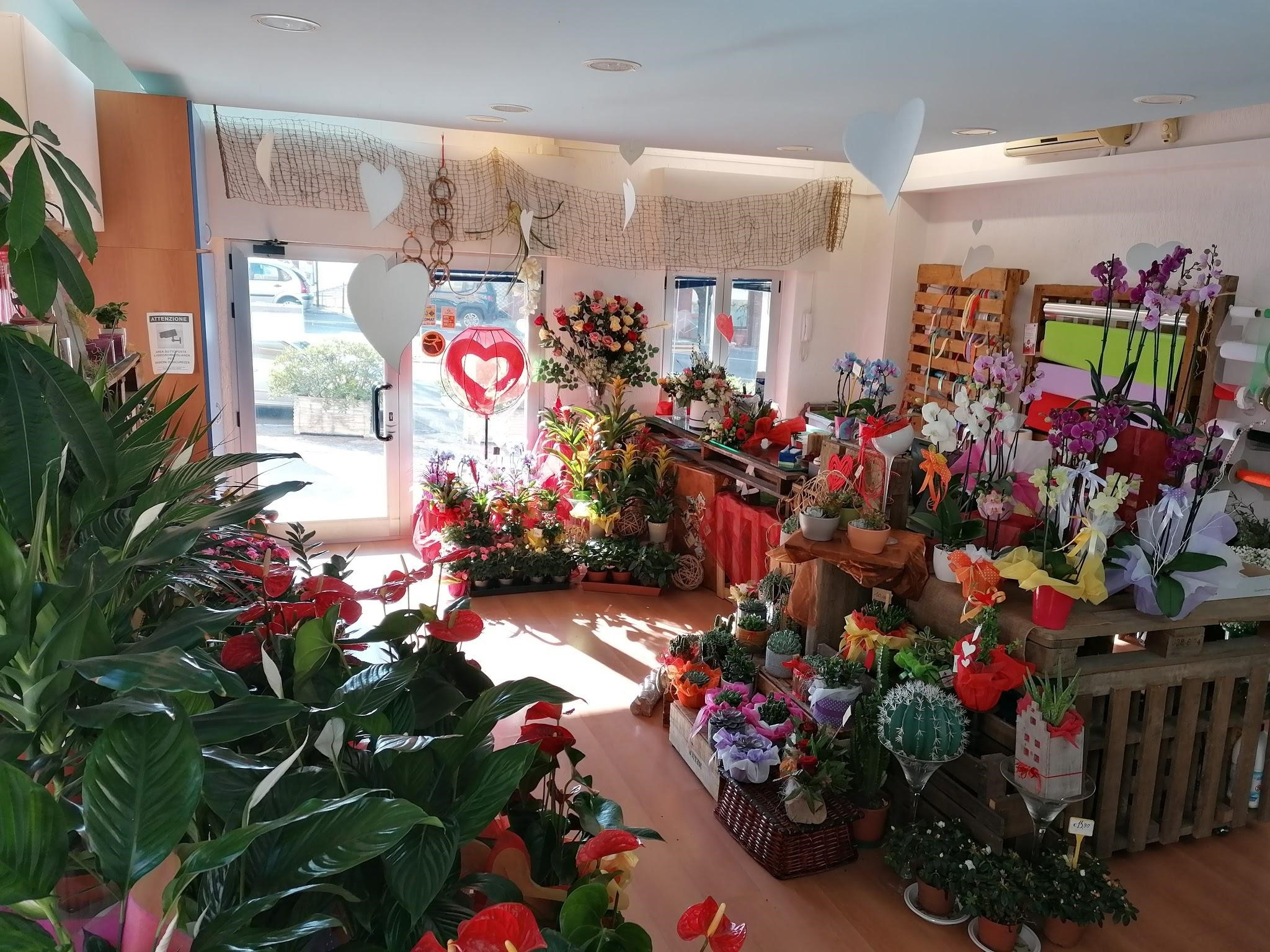negozio del fiorista